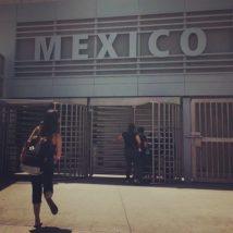 メキシコ入国